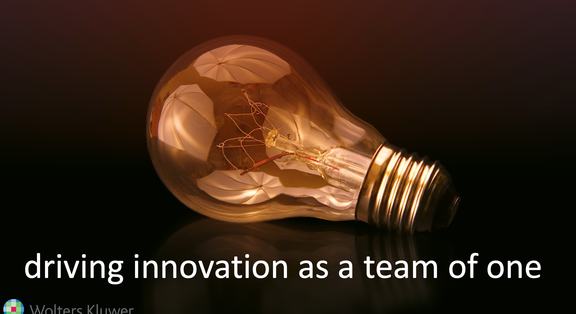 Managing an Innovation Pipeline as a Team of One